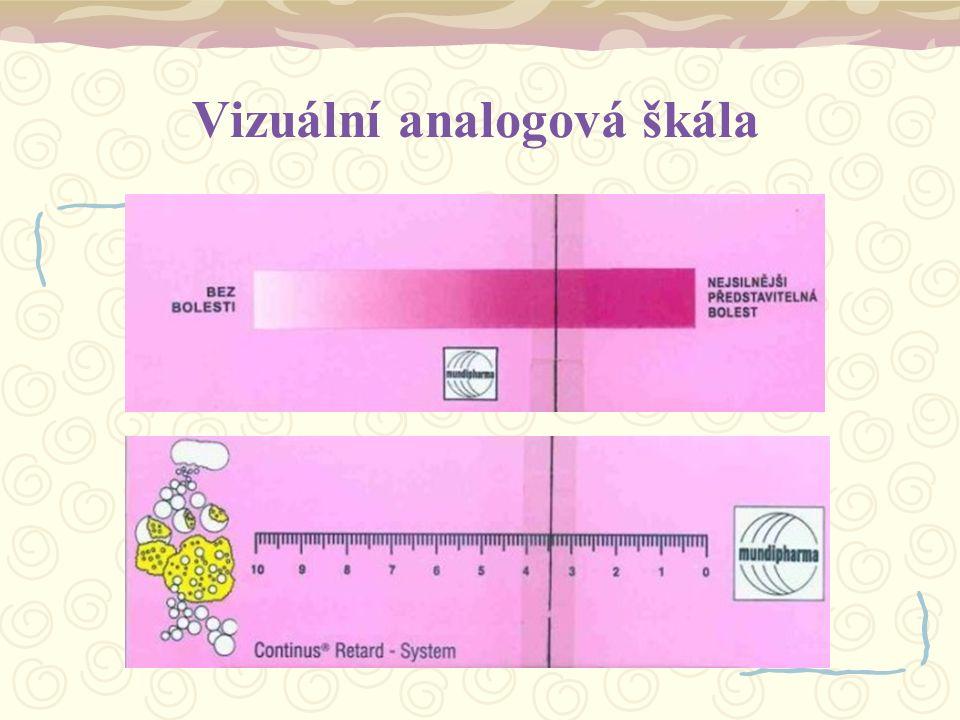 Vizuální analogová škála