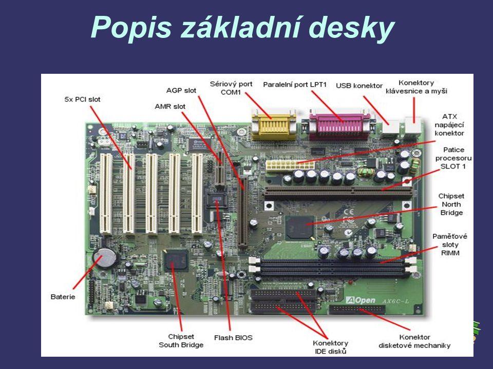 počítač popis