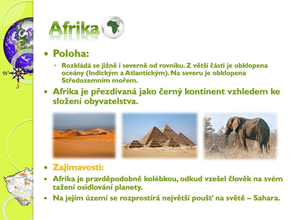 Afrika Poloha: