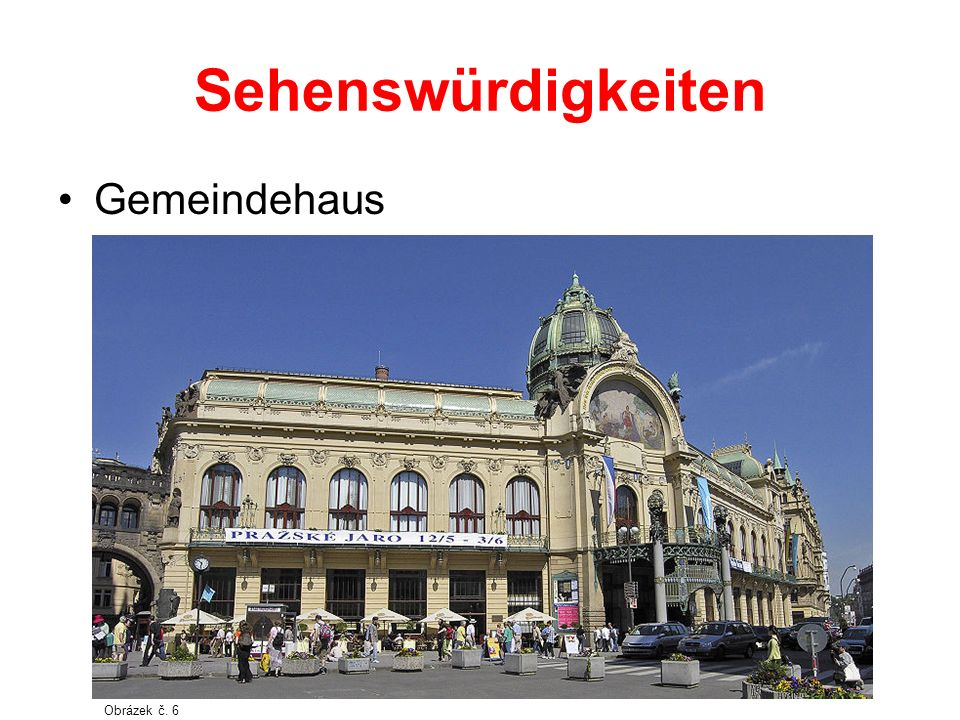 Sehenswürdigkeiten Gemeindehaus Obrázek č. 6