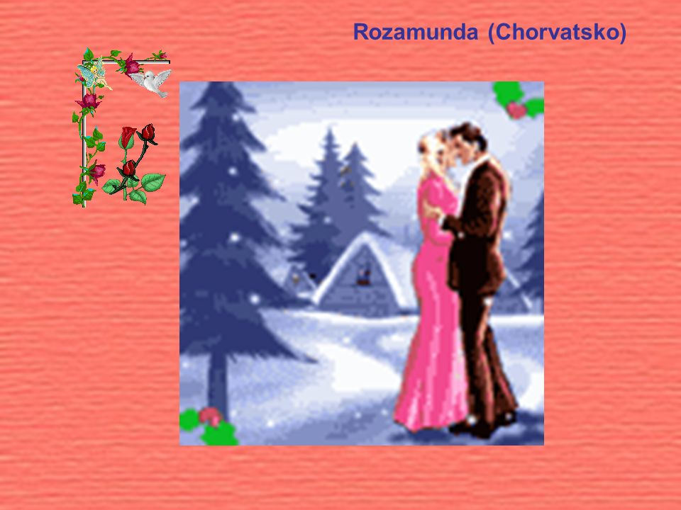 Rozamunda (Chorvatsko)