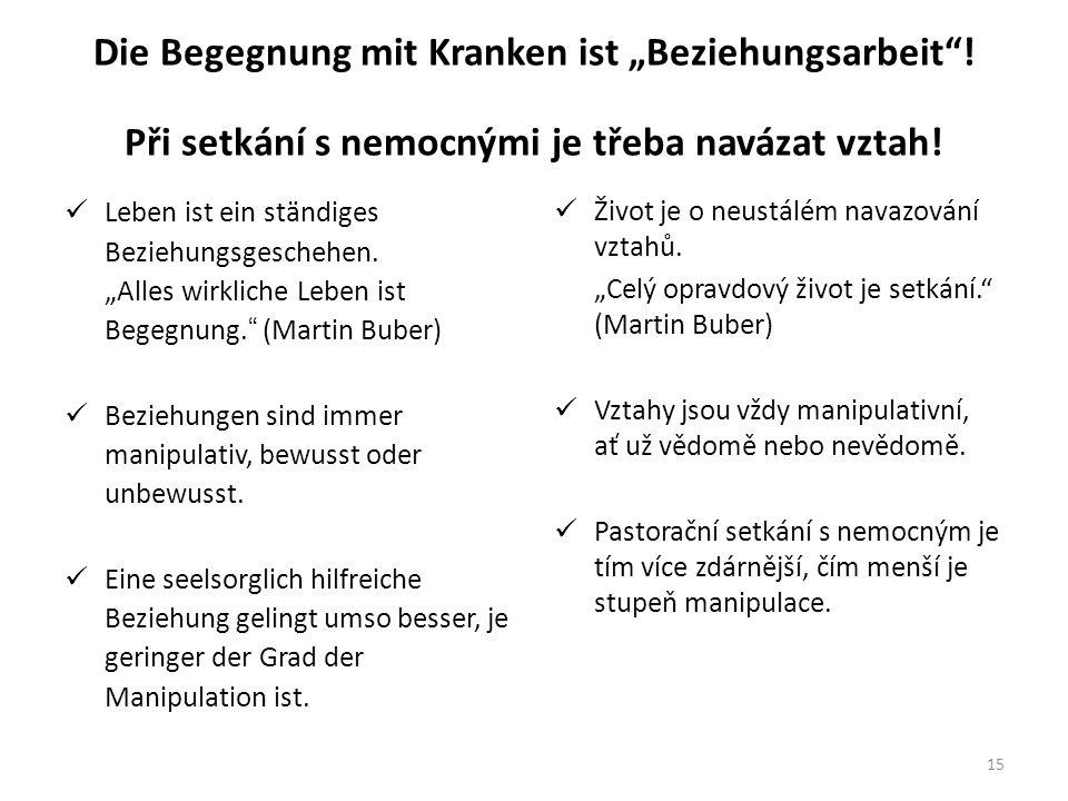 Situation der Krankenpastoral in Deutschland und Regensburg