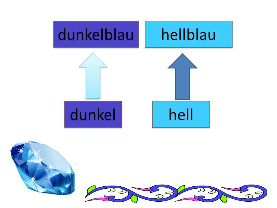 dunkelblau hellblau dunkel hell
