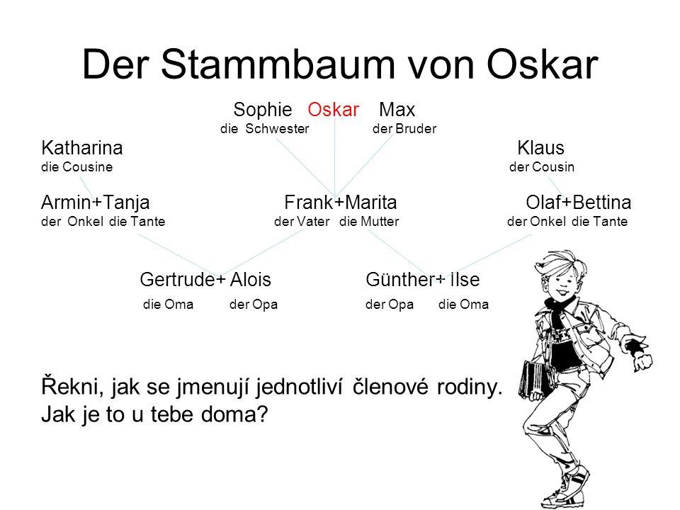 Der Stammbaum von Oskar