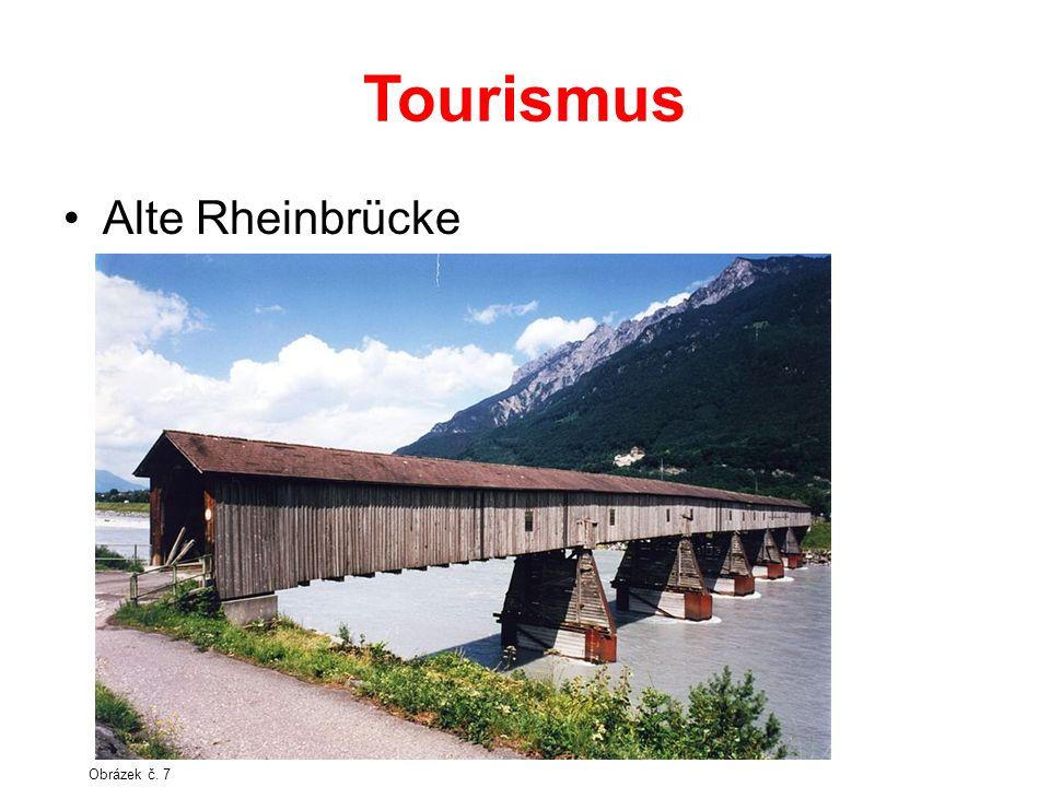Tourismus Alte Rheinbrücke Obrázek č. 7