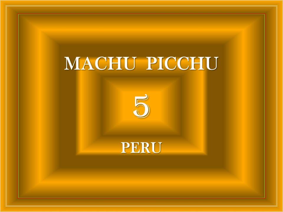 MACHU PICCHU 5 PERU