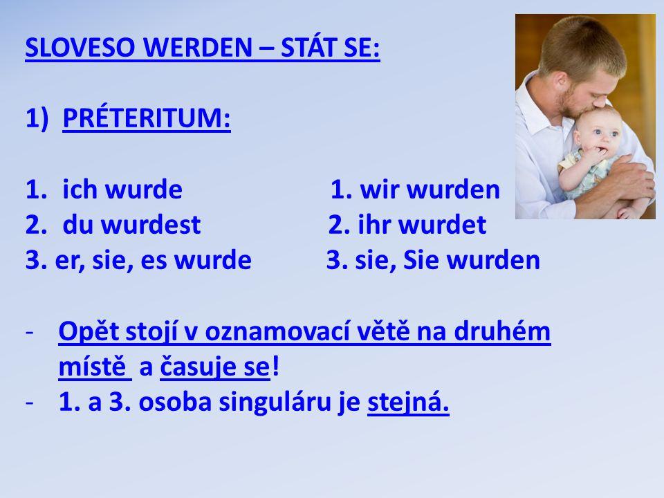 SLOVESO WERDEN – STÁT SE: