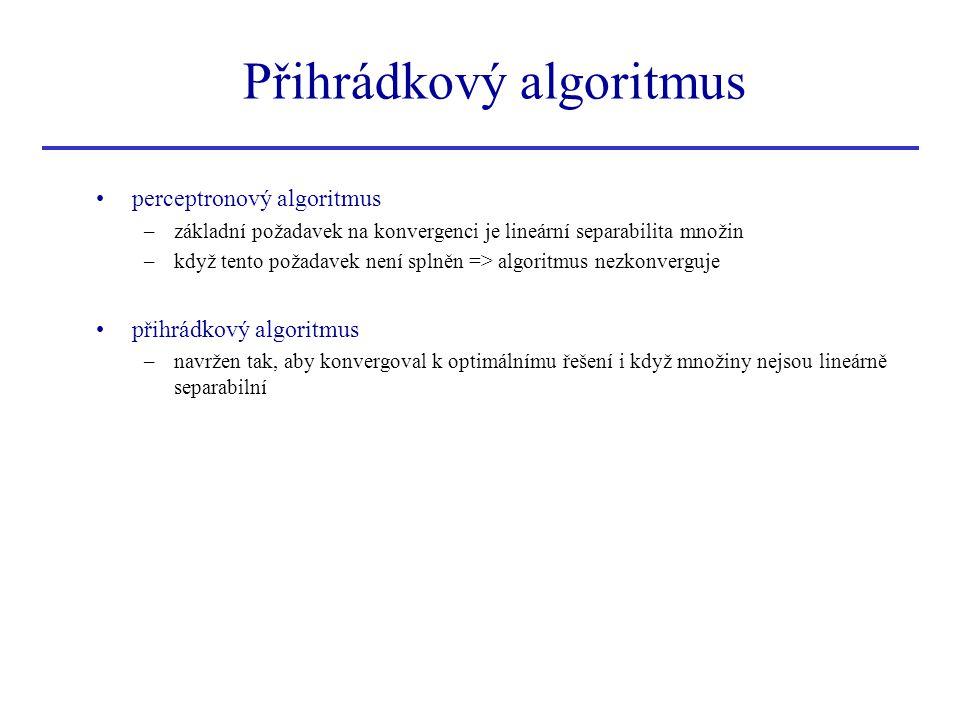 Přihrádkový algoritmus