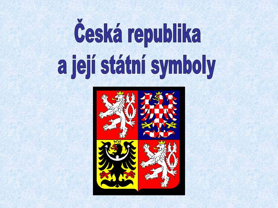 Česká republika a její státní symboly