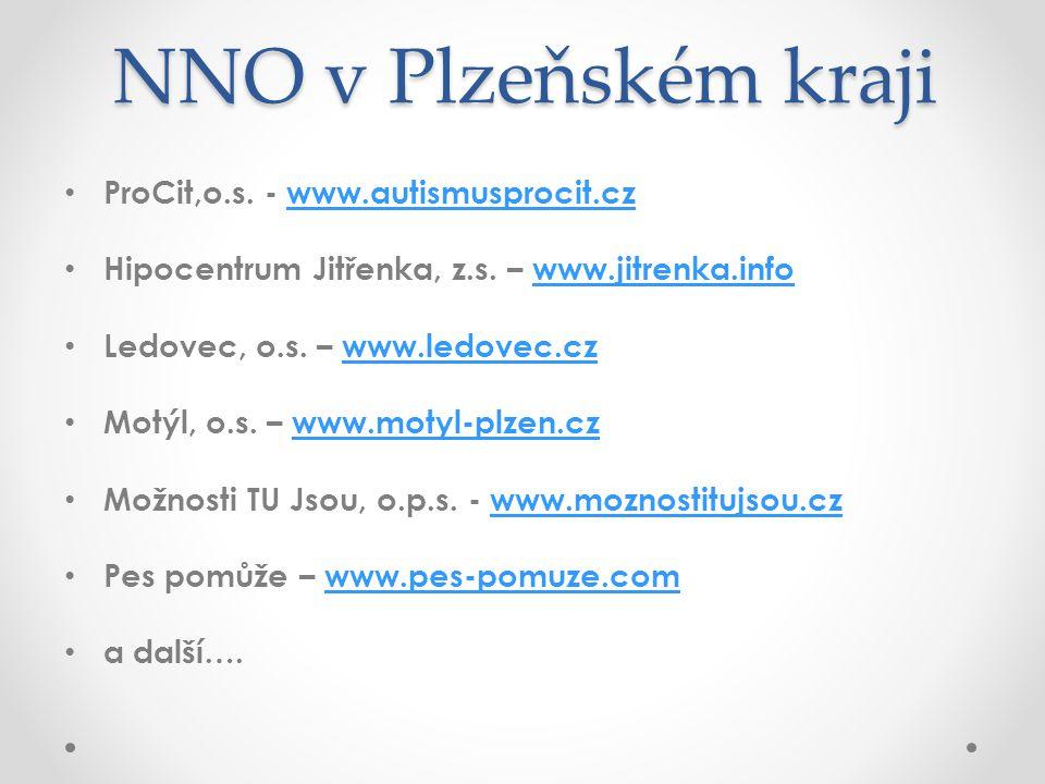 NNO v Plzeňském kraji ProCit,o.s. - www.autismusprocit.cz