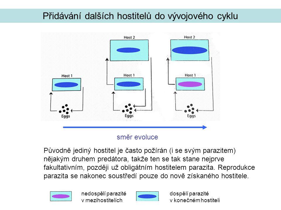 Přidávání dalších hostitelů do vývojového cyklu