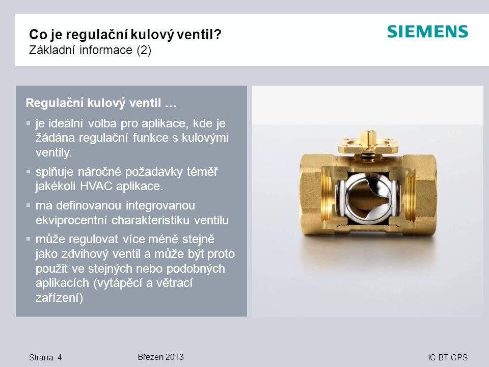 Co je regulační kulový ventil Základní informace (2)