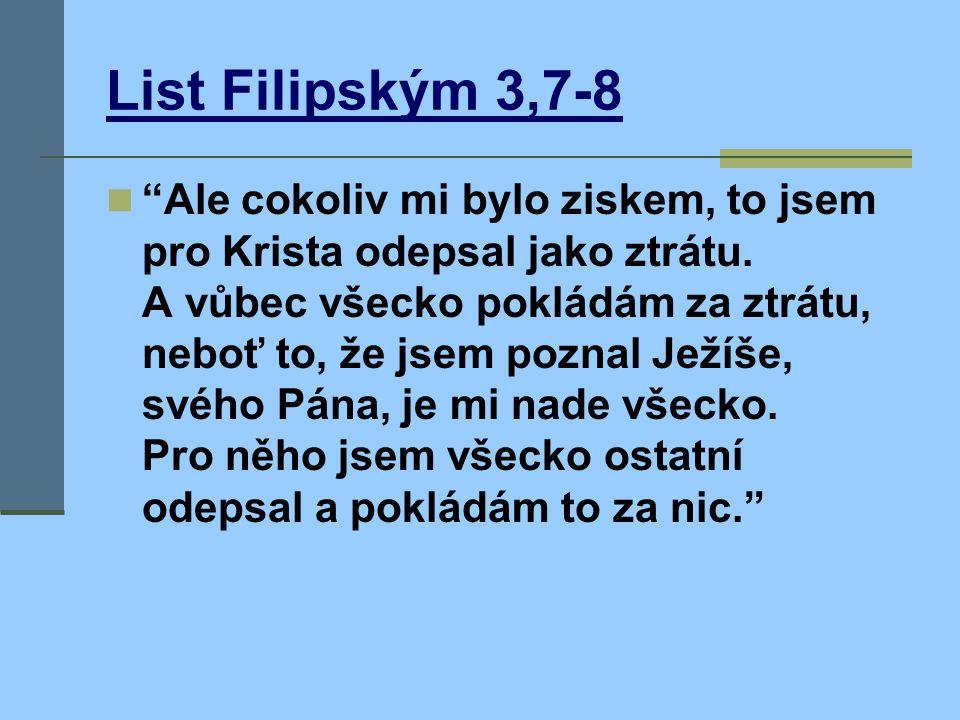 List Filipským 3,7-8