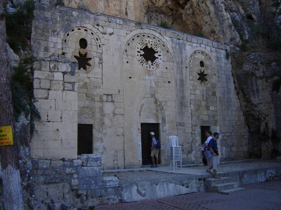 Antiochie syrská místo Petrova primátu