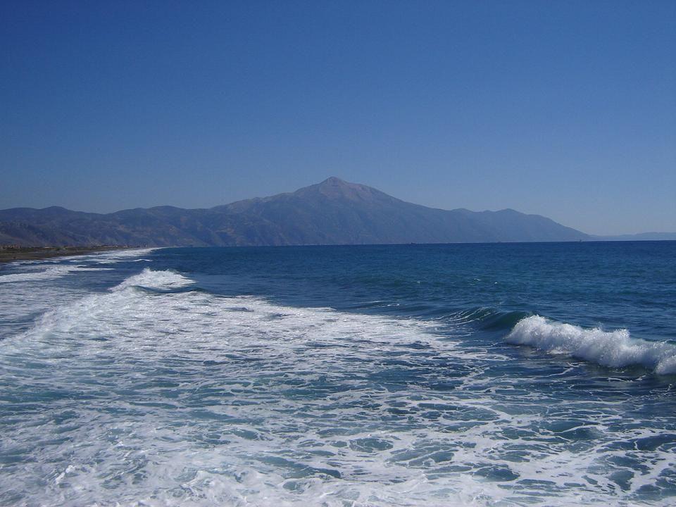 Seleukie – odtud Pavel odjížděl lodí