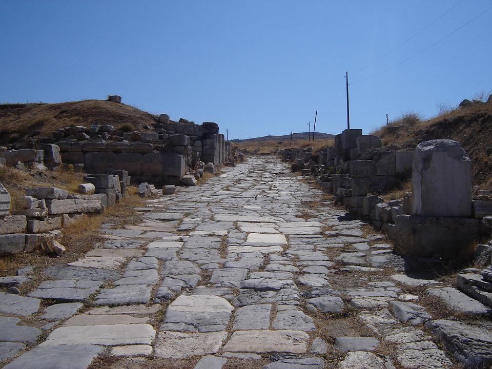 stará římská cesta