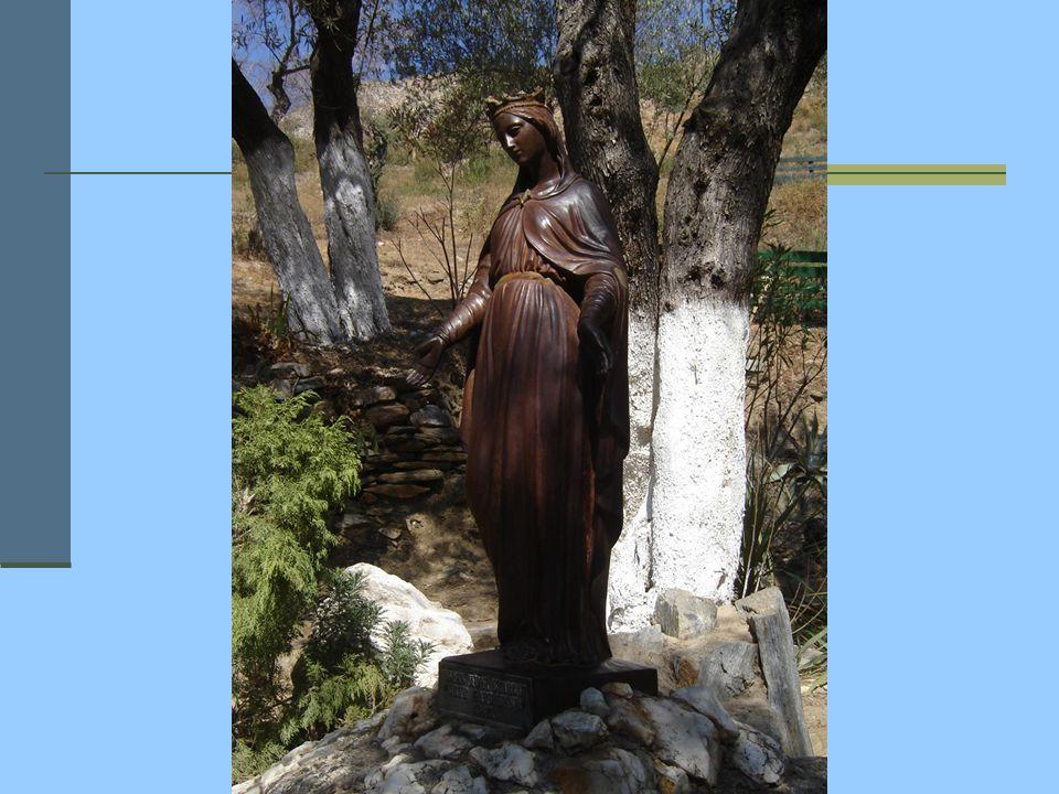 Meryem Anna – místo, kde pobývala Panna Maria (možná zde zemřela, kousek od Efesu)
