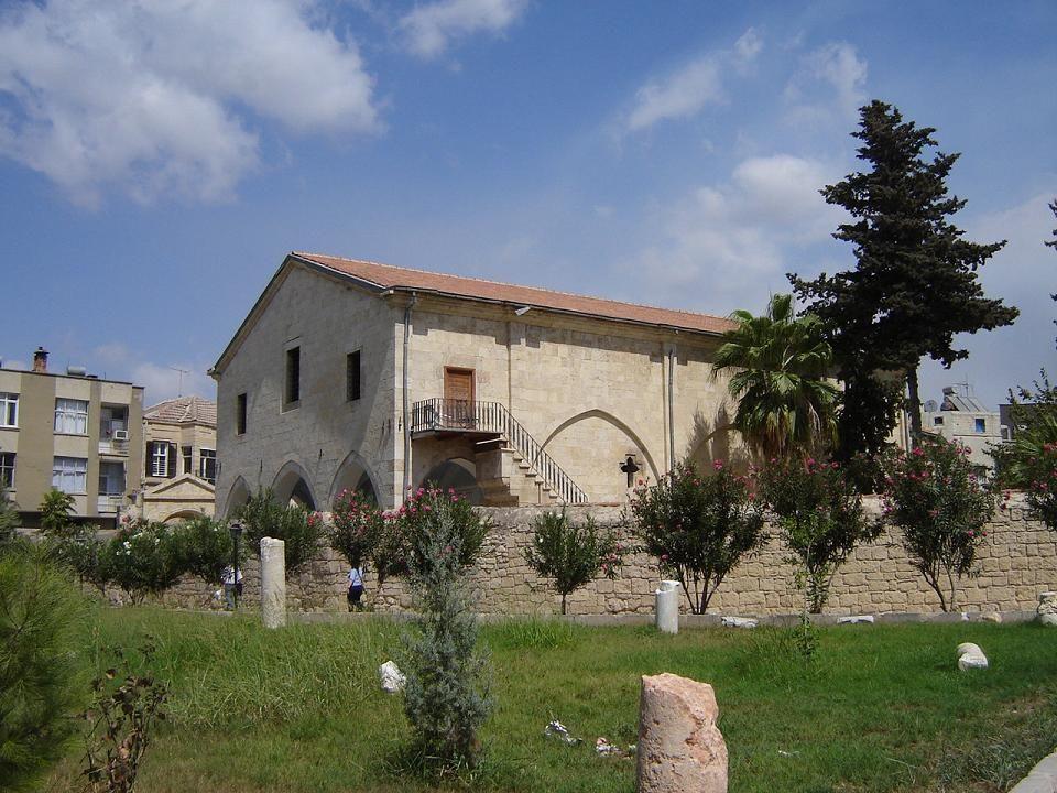 Muzeum o sv. Pavlovi, které slouží pro křesťanské bohoslužby