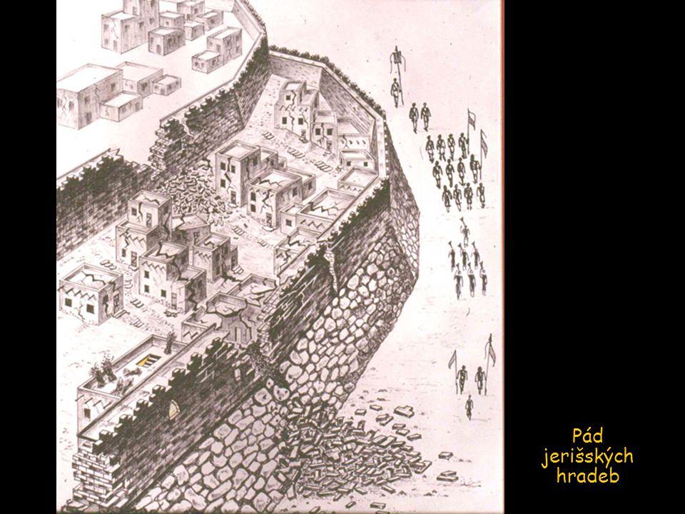 Pád jerišských hradeb