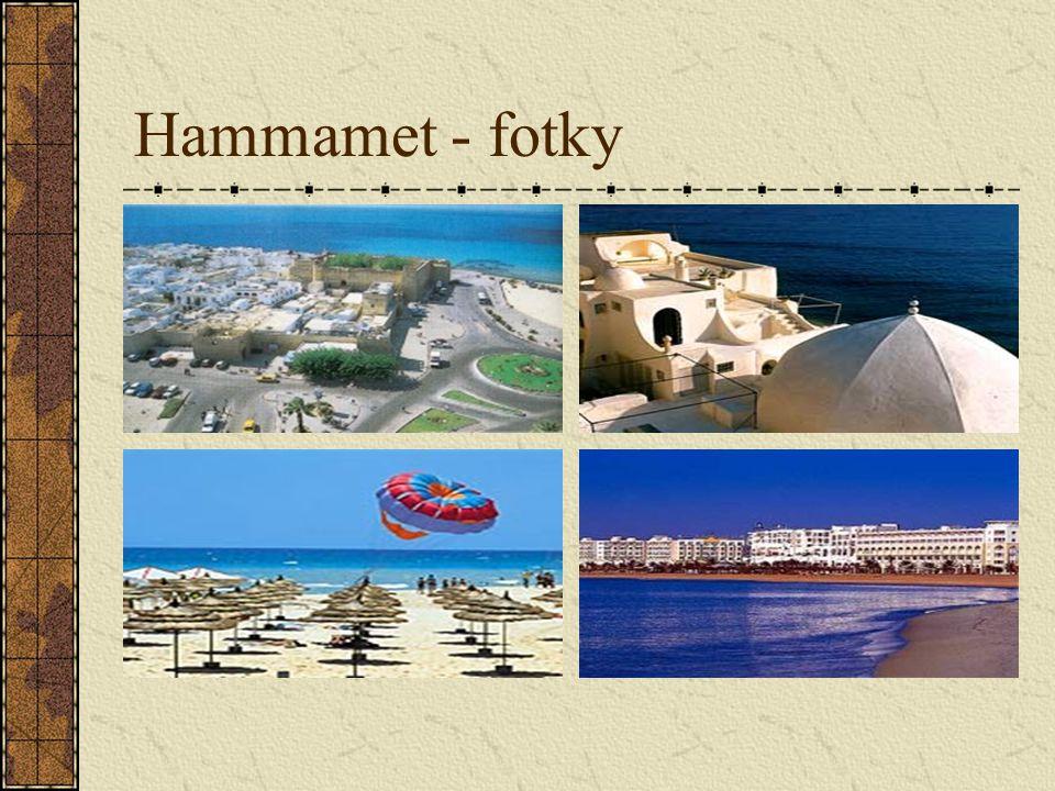 Hammamet - fotky