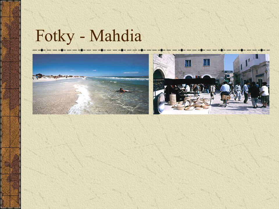 Fotky - Mahdia