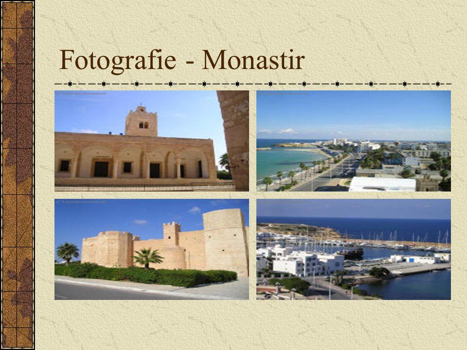 Fotografie - Monastir