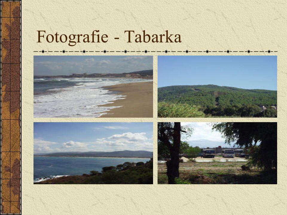 Fotografie - Tabarka