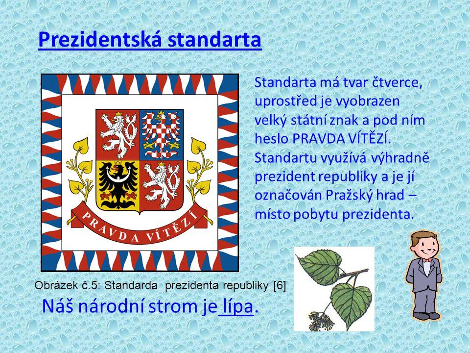Prezidentská standarta
