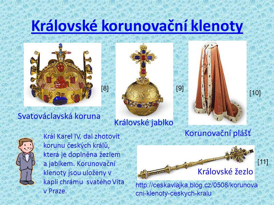 Královské korunovační klenoty