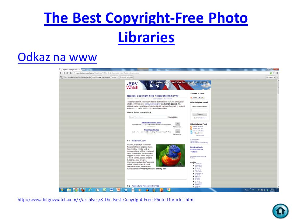 The Best Copyright-Free Photo Libraries