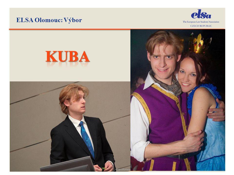 ELSA Olomouc: Výbor KUBA