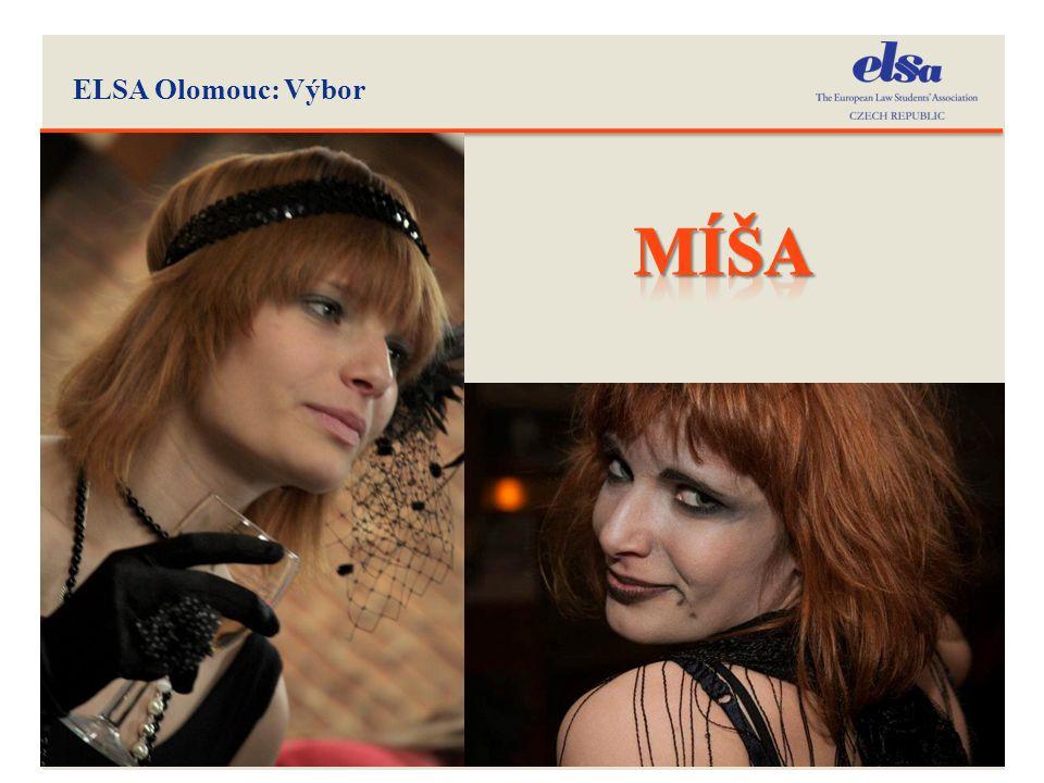 ELSA Olomouc: Výbor MÍŠA