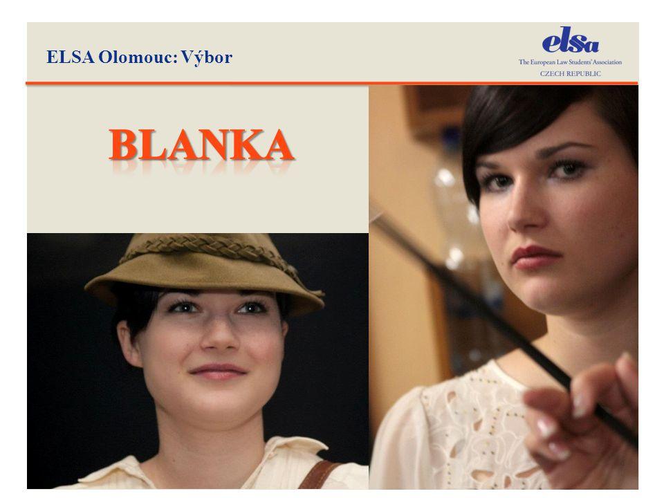 ELSA Olomouc: Výbor Blanka