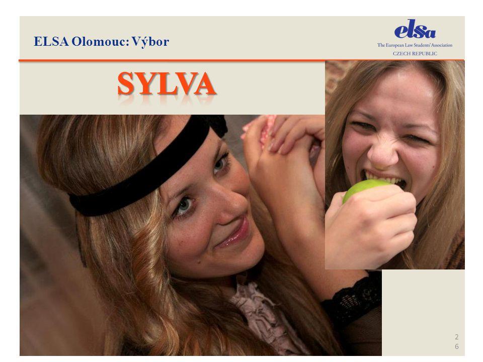 ELSA Olomouc: Výbor Sylva