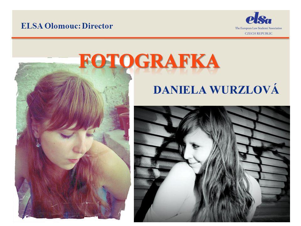 ELSA Olomouc: Director