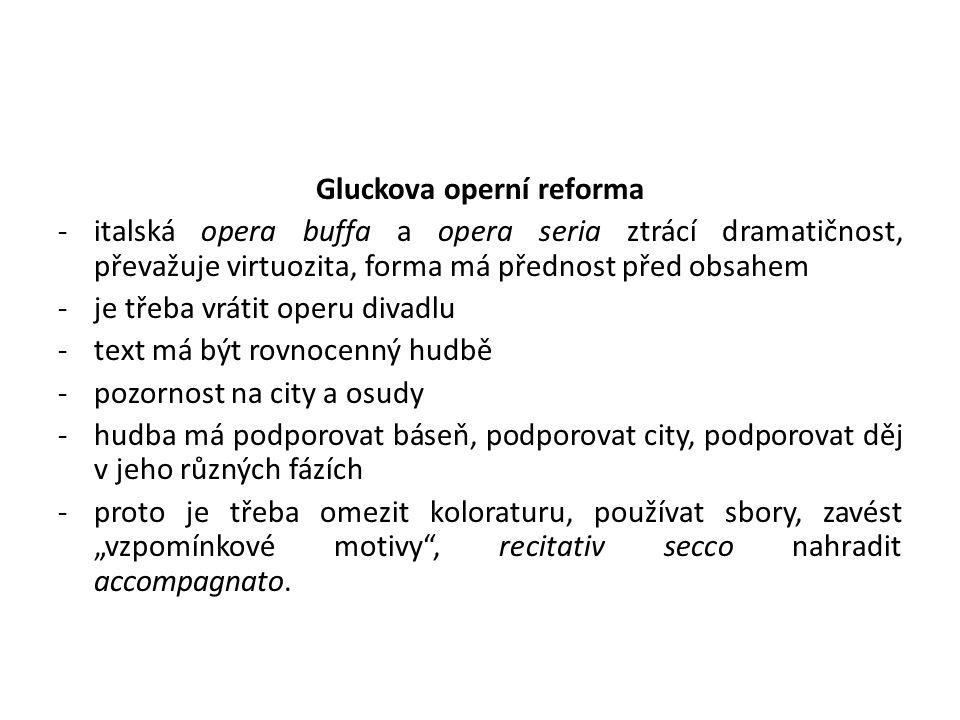 Gluckova operní reforma