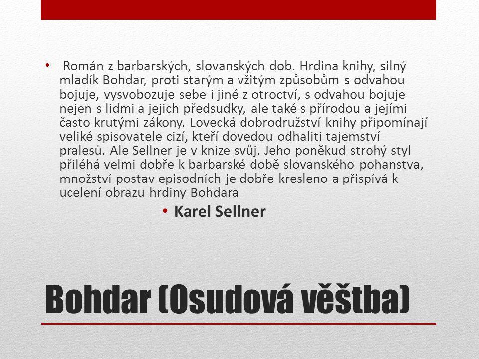 Bohdar (Osudová věštba)