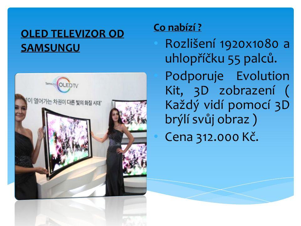 OLED TELEVIZOR OD SAMSUNGU