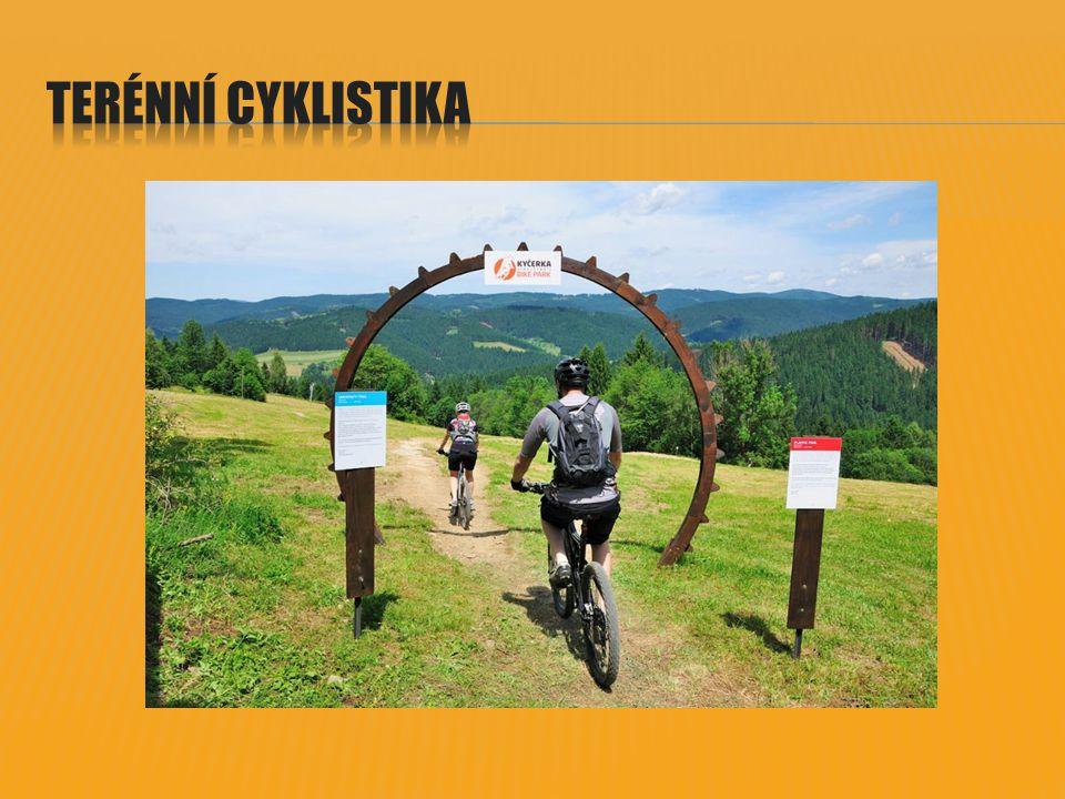 Terénní cyklistika