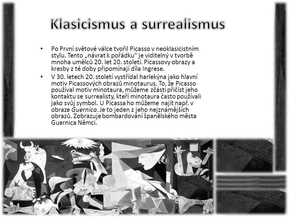 Klasicismus a surrealismus