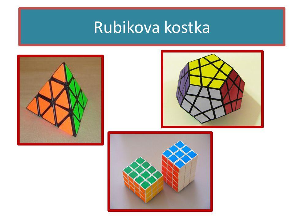 Rubikova kostka Rubikova kostka