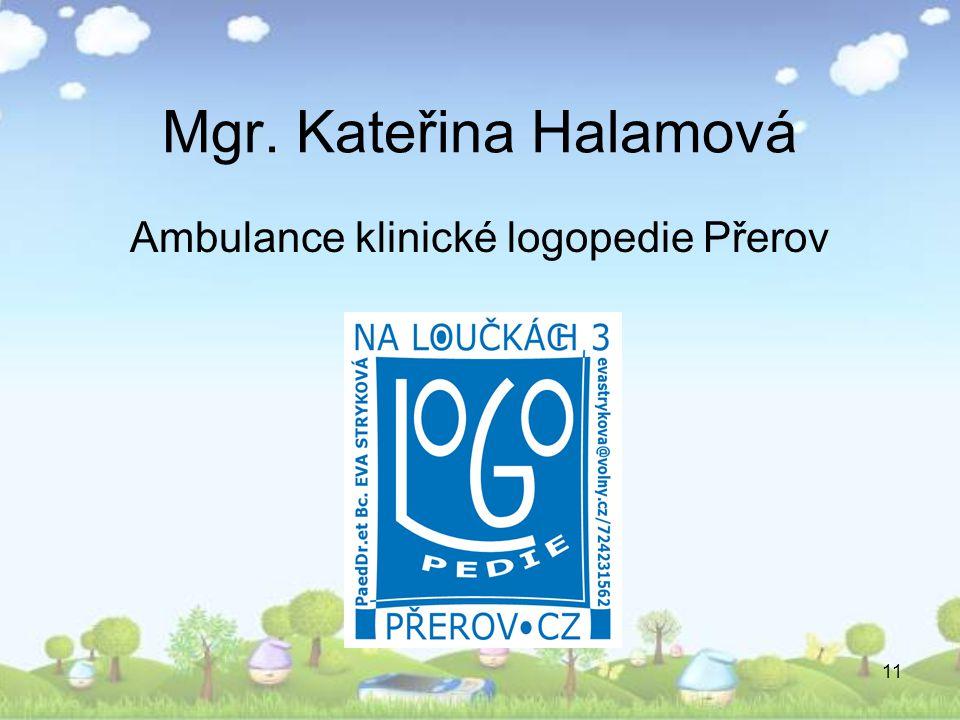 Ambulance klinické logopedie Přerov