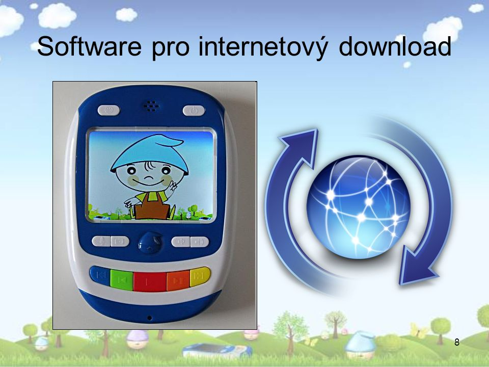 Software pro internetový download