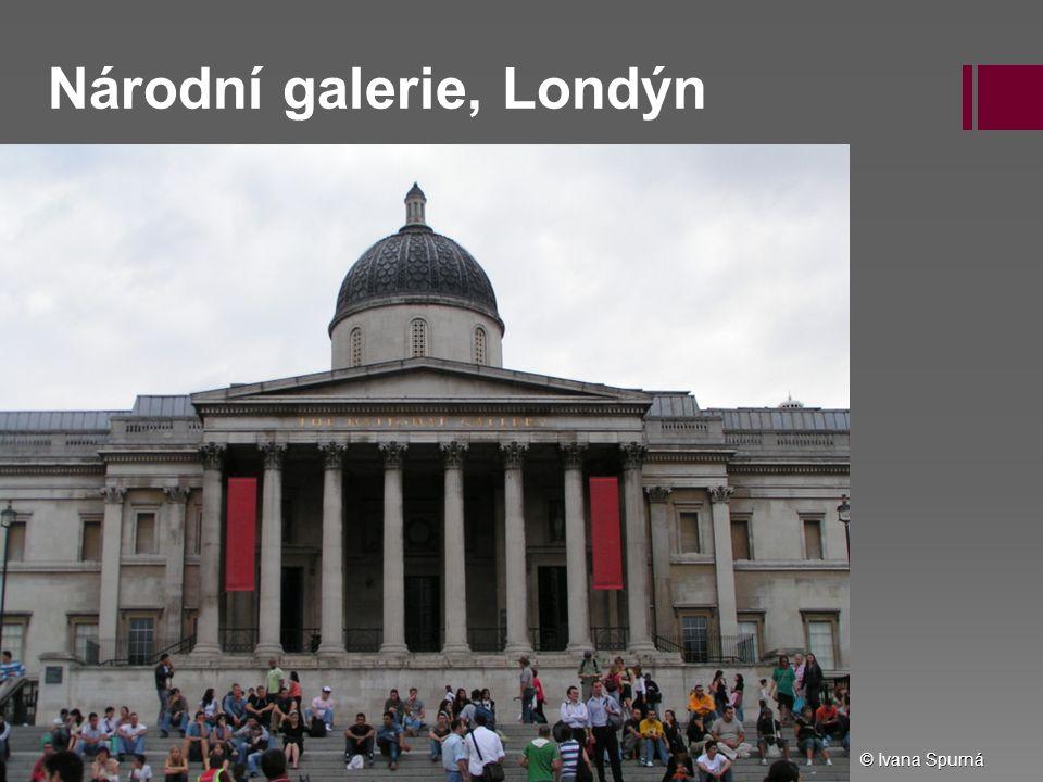 Národní galerie, Londýn