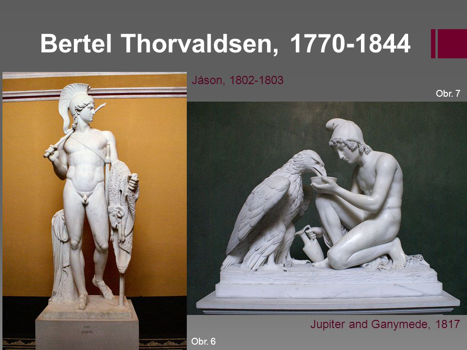 Bertel Thorvaldsen, 1770-1844 Jáson, 1802-1803
