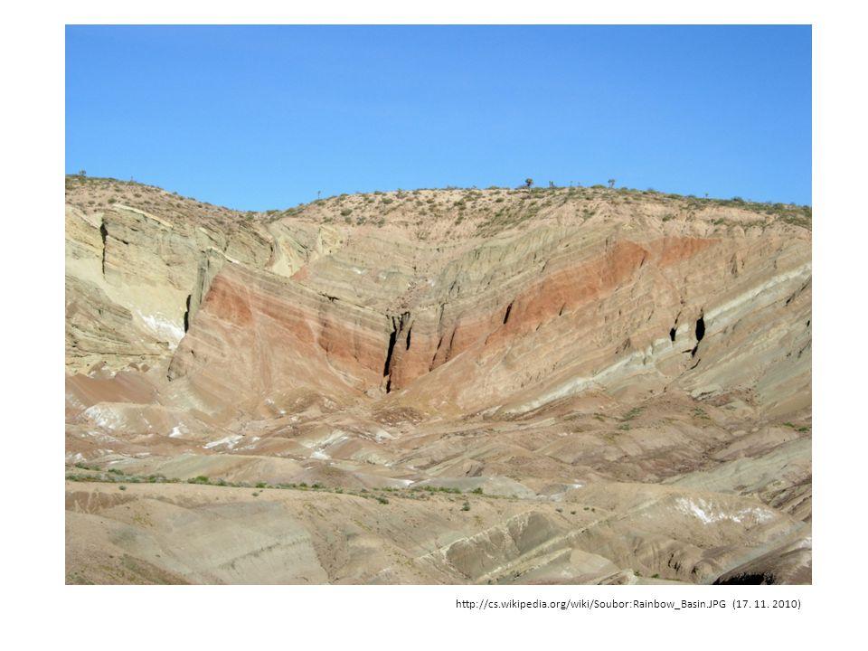 http://cs.wikipedia.org/wiki/Soubor:Rainbow_Basin.JPG (17. 11. 2010)