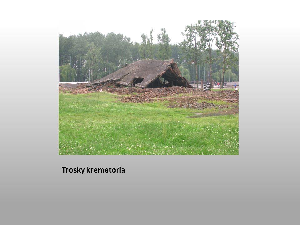 Trosky krematoria