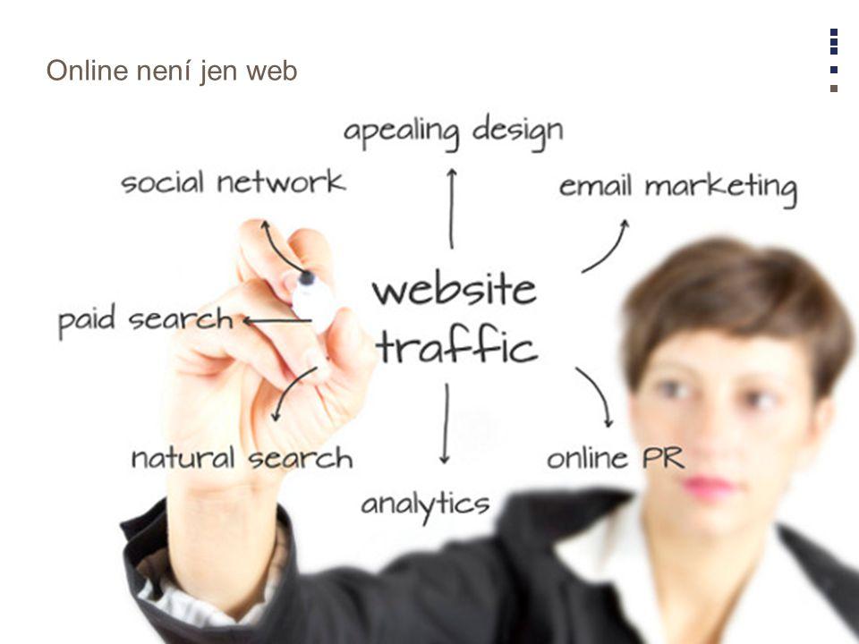 Online není jen web
