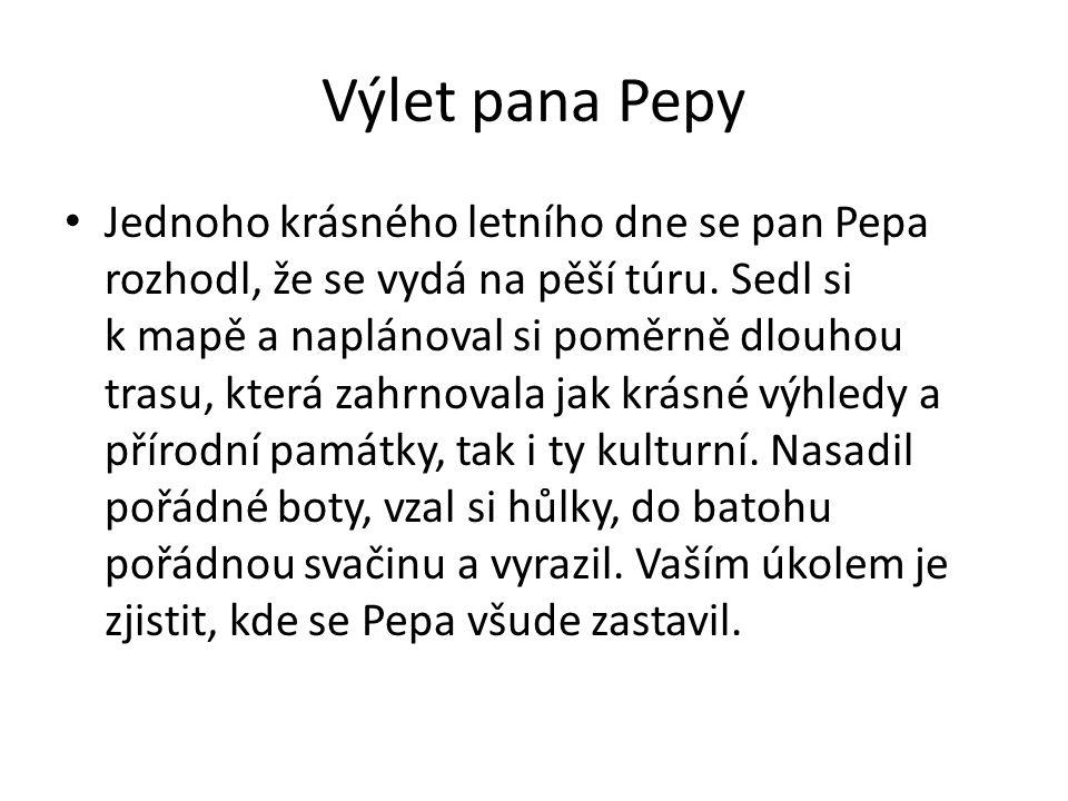 Výlet pana Pepy