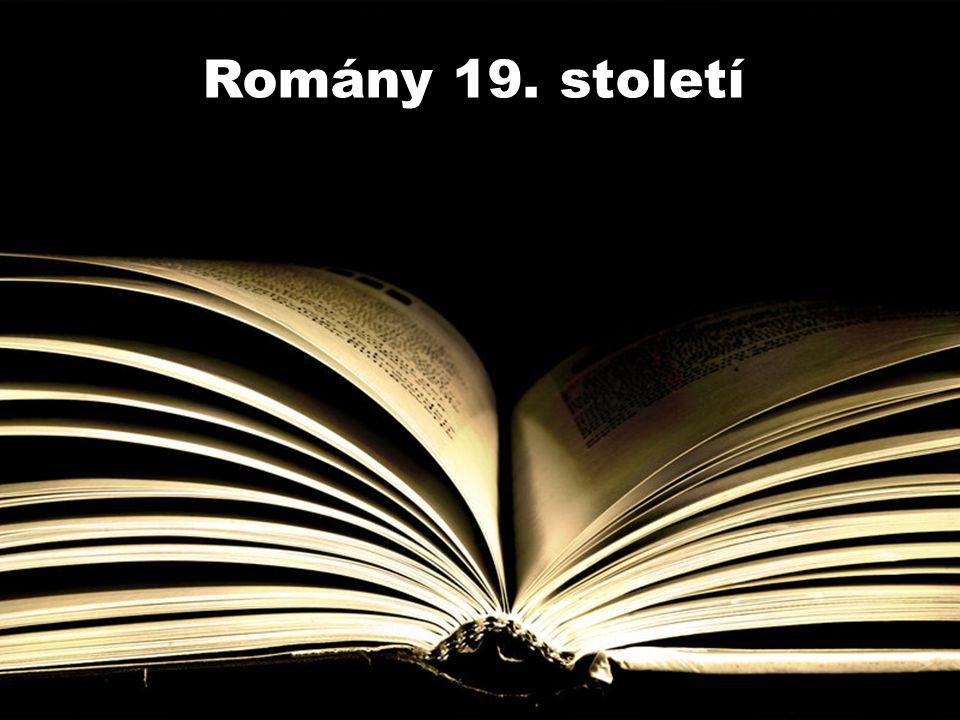 Romány 19. století